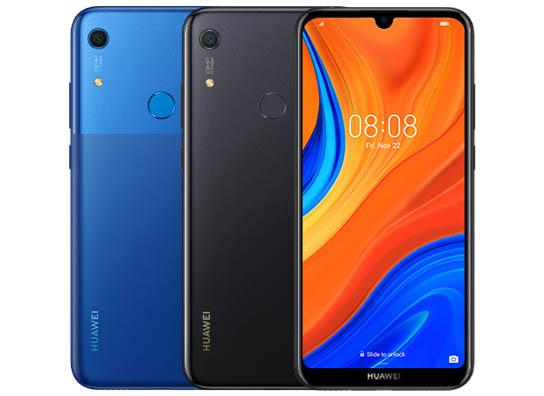 Huawei Y6s Colors