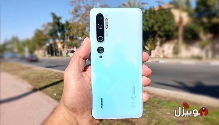 مراجعة موبايل Xiaomi Mi Note 10 – أول موبايل بكاميرا 108 ميجا بيكسل !
