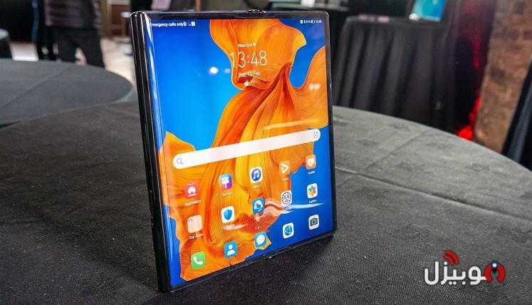 الإعلان عن هاتف Huawei Mate Xs الجديد القابل للطي من هواوي بسعر خيالي !