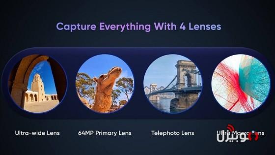 Realme 6 Pro Back Camera