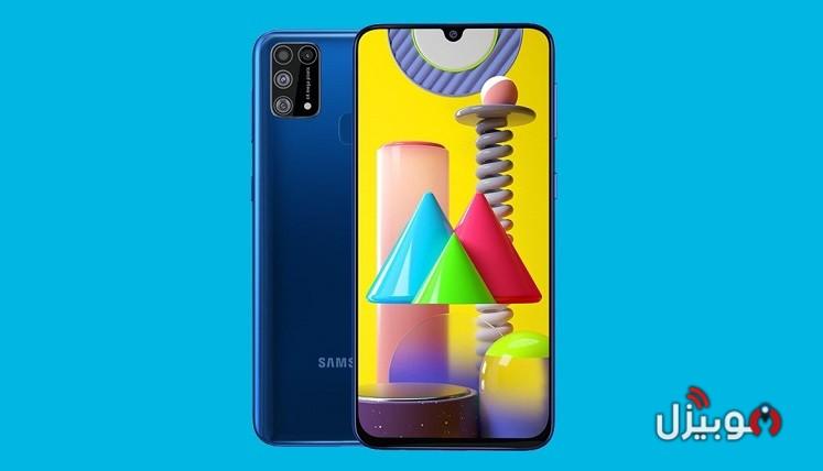شركة سامسونج تقوم بالإعلان عن هاتف Galaxy M31 في الخارج رسميًا ببطارية عملاقة !