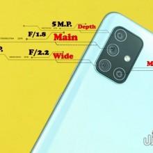 سعر و مواصفات Samsung Galaxy A71