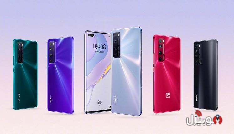 الاعلان عن Huawei Nova 7 و Nova 7 Se و Nova 7 Pro بشكل رسمي موبيزل