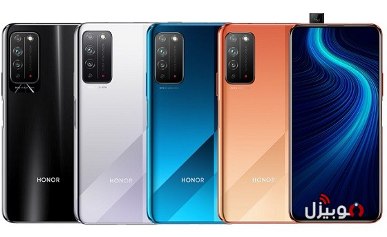 Honor x10 Colors