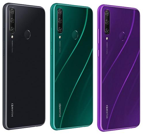 Huawei Y6p Colors