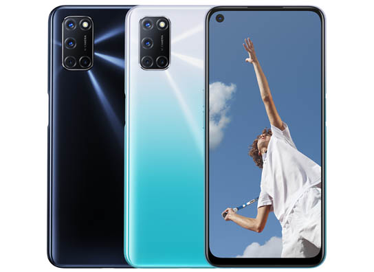 Oppo A52 Colors