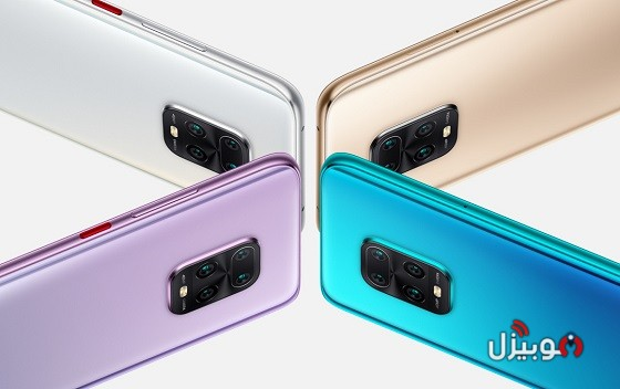 Redmi 10X Pro Colors