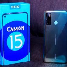 سعر و مواصفات Tecno Camon 15