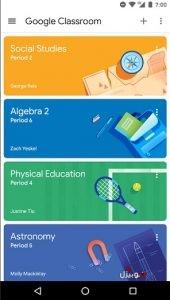 تحميل تطبيق Google Classroom