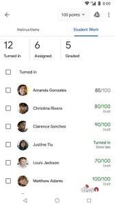 برنامج Google Classroom للاندرويد و للايفون