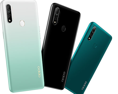 Oppo A31 Colors