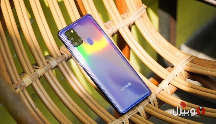 شركة سامسونج تُطلق Galaxy A21s في مصر رسميًا – ليه التسعير ده !
