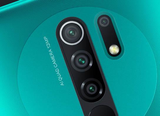 Redmi 9 Camera