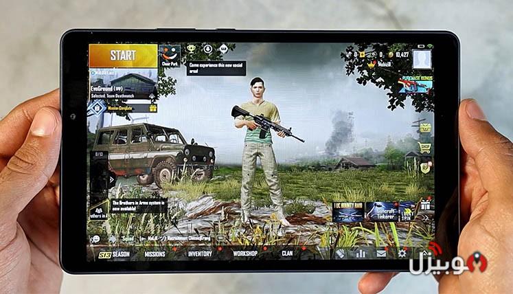 مراجعة تابلت Huawei Mediapad T8 – تابلت إقتصادي بـ2000 جنيه !