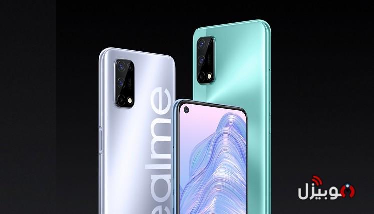 الكشف عن Realme V5 رسميًا في الخارج – ارخص هاتف 5G من ريلمي !
