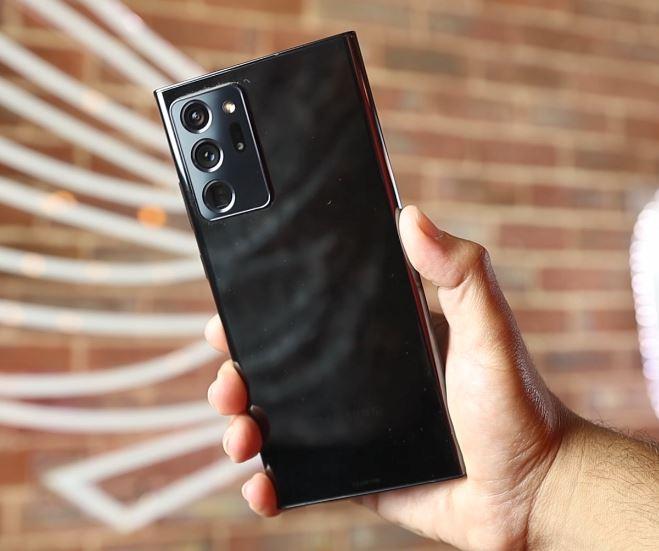 سعر و مواصفات Samsung Galaxy Note 20 Ultra - مميزات و عيوب سامسونج نوت 20  الترا - موبيزل
