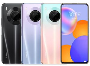 Huawei Y9a Colors 1  - جوال السعودية