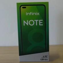 سعر و مواصفات Infinix Note 8
