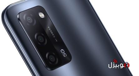 Oppo A55 Camera