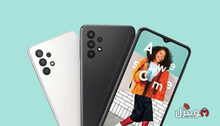 اطلاق هاتف Galaxy A32 الجديد الداعم لشبكات الجيل الخامس في الخارج !