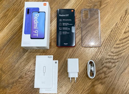 Xiaomi Redmi 9T Price