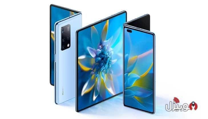 الكشف عن Huawei Mate X2 القابل للطي بشكل رسمي في الخارج !