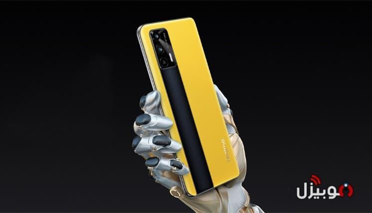 الكشف الرسمي عن هاتف Realme GT 5G الرائد الجديد في الخارج !